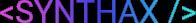 Syntax Theme