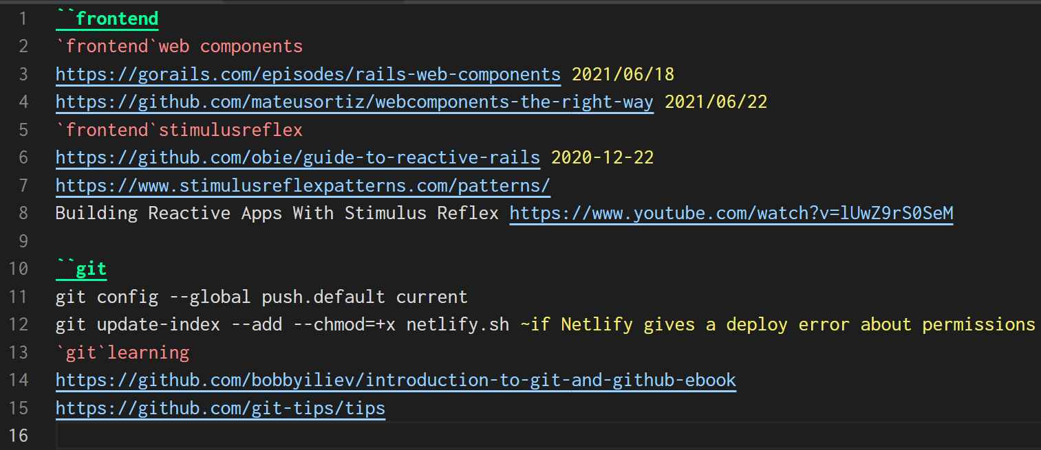 supertext plain text knowledge base syntax highlighting VS Code extension