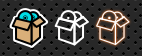 Badge icon to indicate if a game is cached