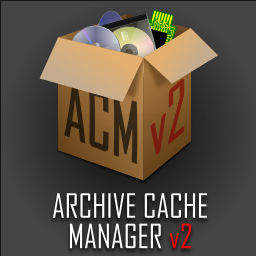 Achive Cache Manager logo