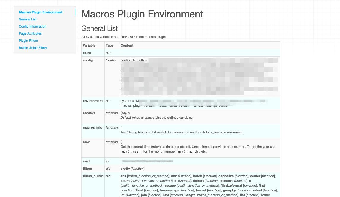 macros_info()