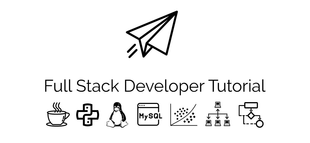 full stack developer tutorial