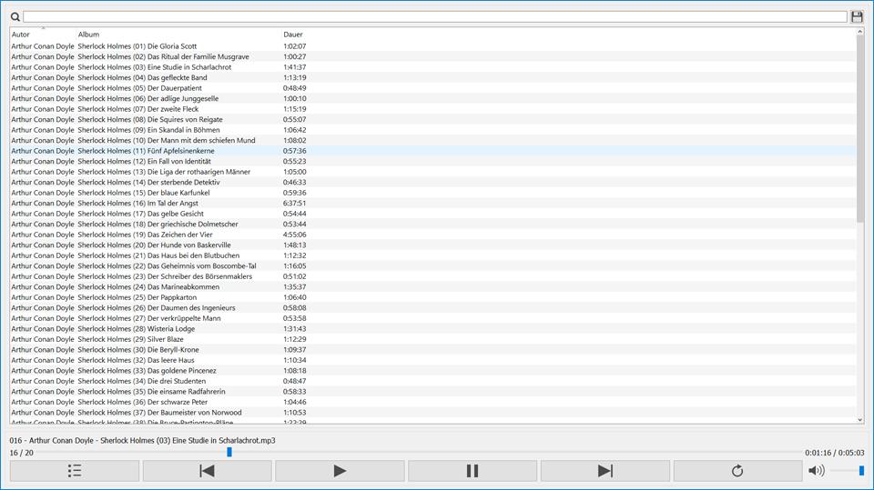 GitHub - frankenjoe/pyabp: A multi-platform Audio Book Player