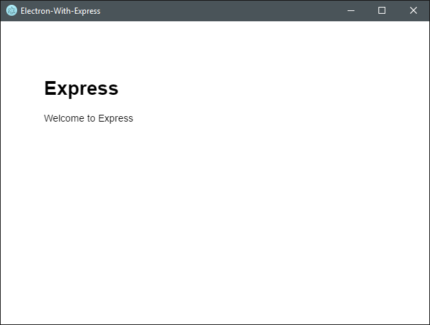 Express-App