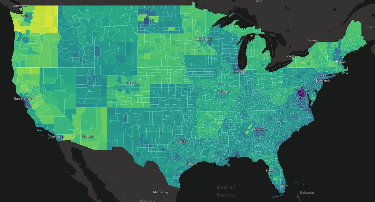 Mapbox Screenshot