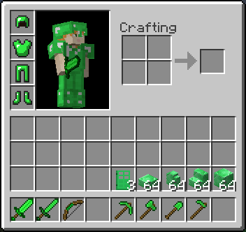 Emerald Material Mod by Frenetic Feline