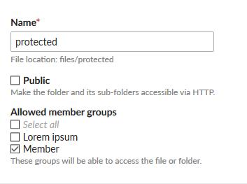 GitHub - fritzmg/contao-file-access: Contao extension that allows