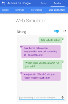 Web Simulator
