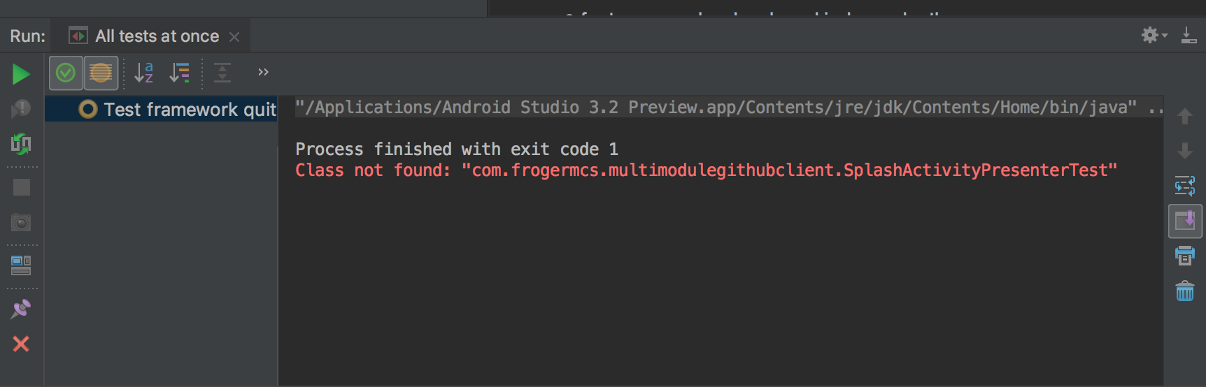 Android Studio issues