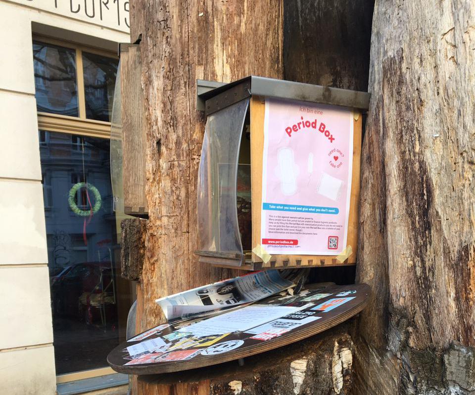 A placed Periodbox