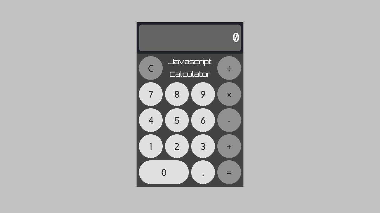 calculator tile