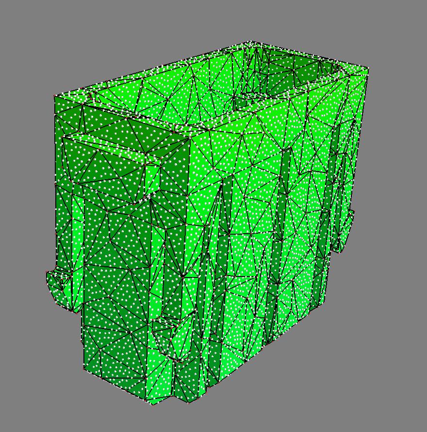 Example of Poisson Disk Sampling