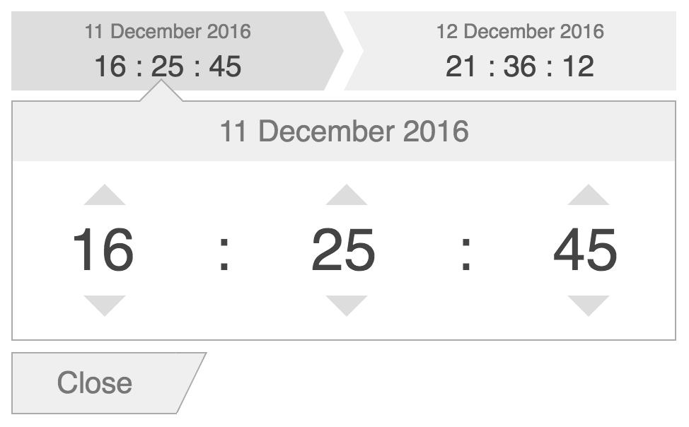 Angular directive datetime range input - datetime range (collapsed)