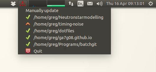 GitCheck demo