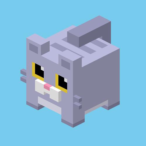 voxel-cat
