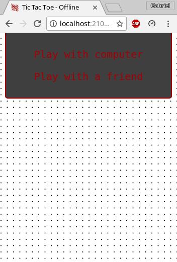 offline hall screenshot