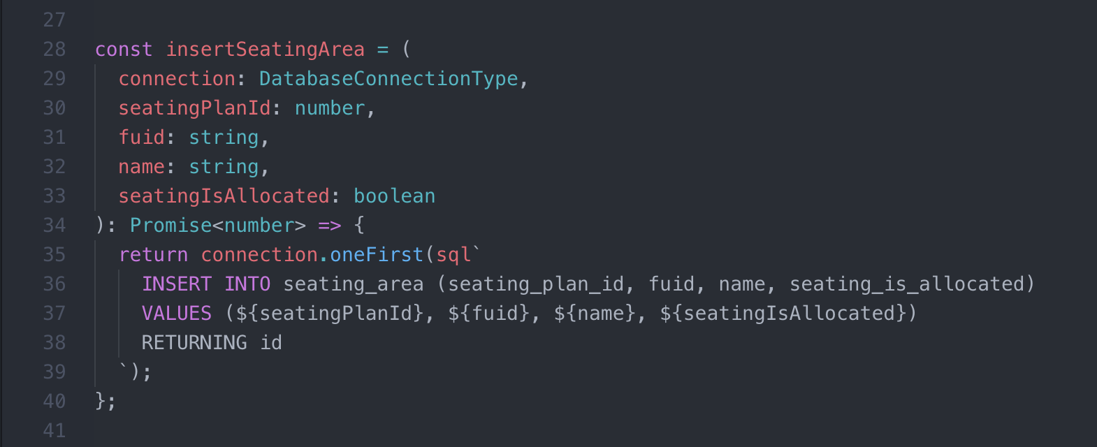Syntax highlighting in Atom