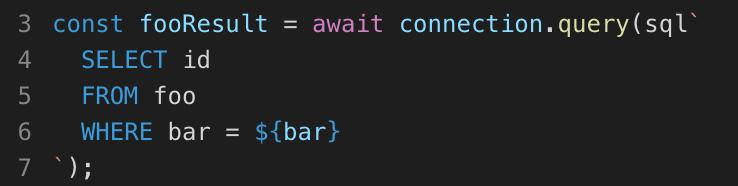 Syntax highlighting in VS Code