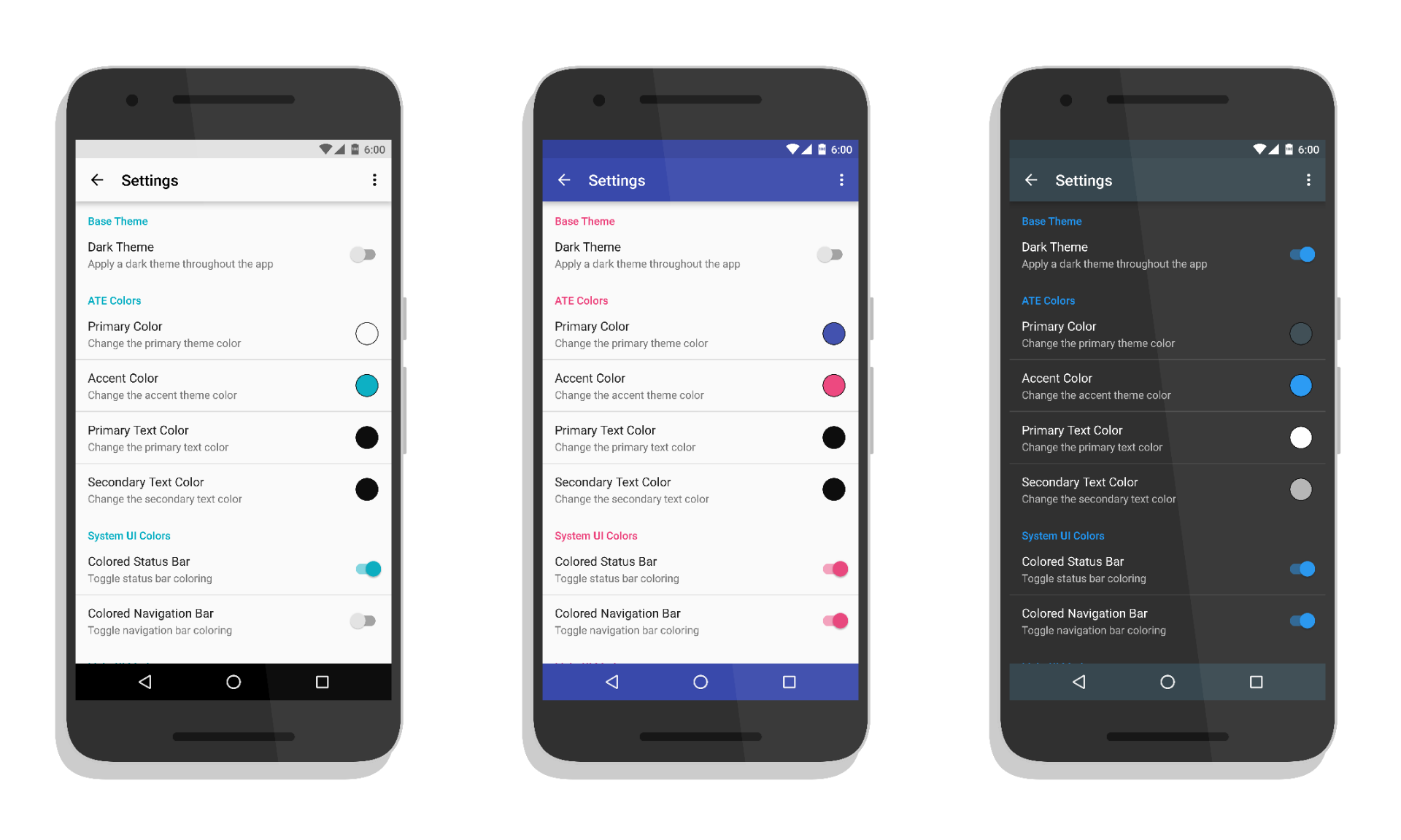 app theme engineA simple app level theme engine for android