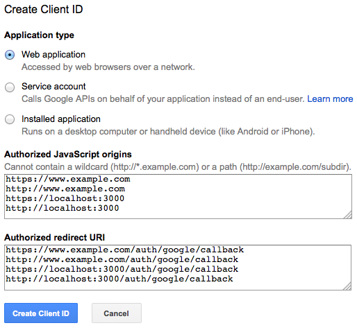 Dancer::Plugin::Auth::Google - Authenticate with Google - metacpan org