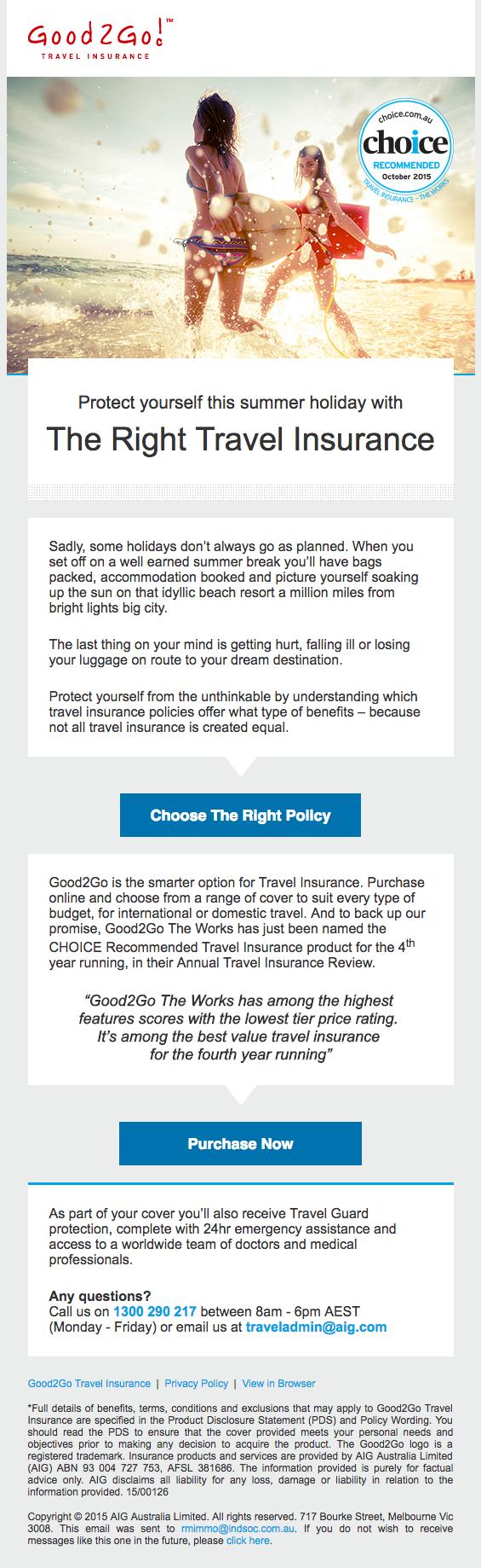 Good2go Insurance Review >> Github Gbjack Good2go Travel Insurance Good2go Travel