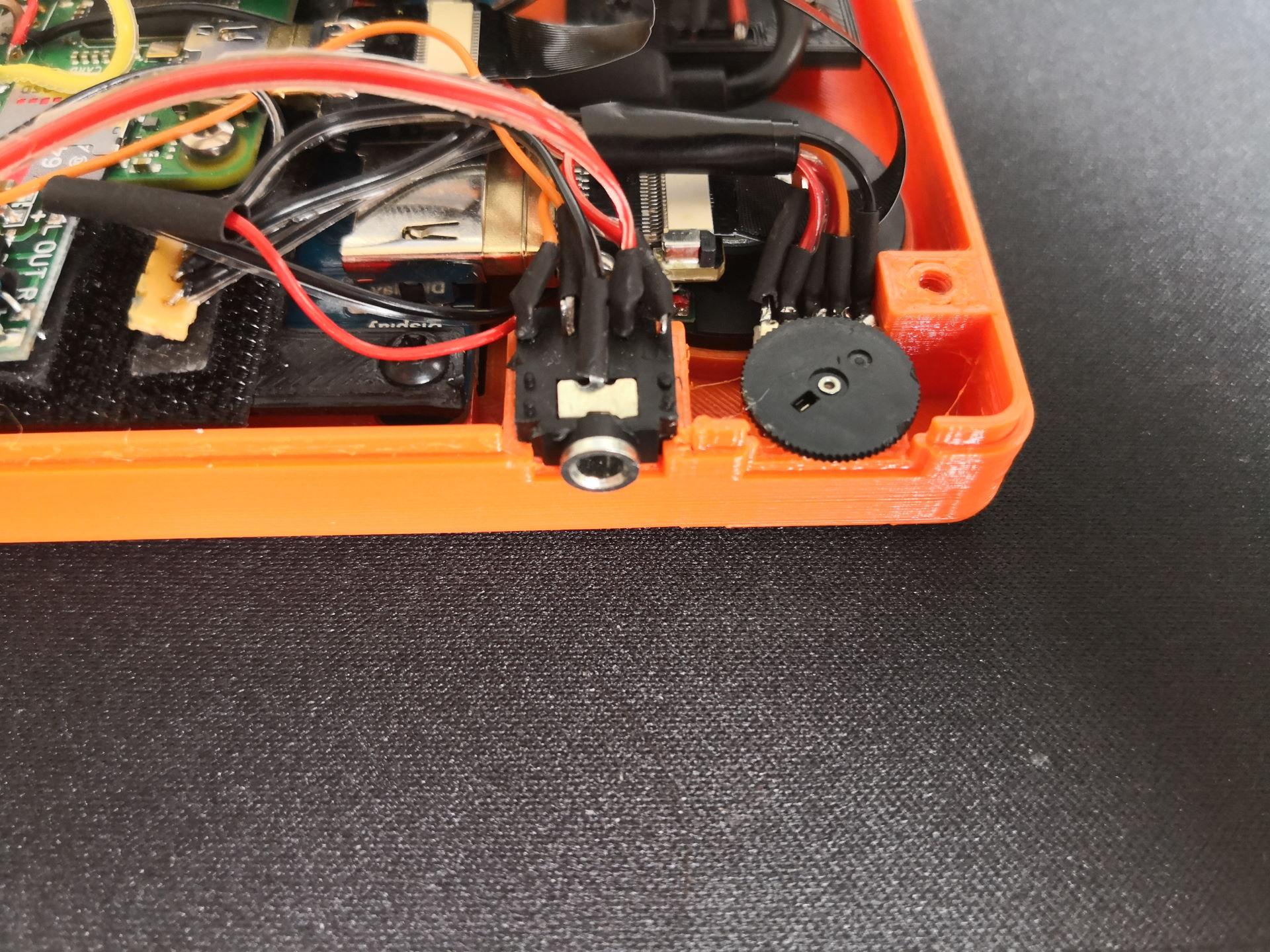 simplyRetro Z5 - Audio