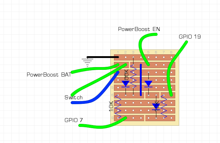 simplyRetro Z5 - Power Circuit