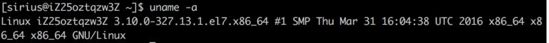 Linux_cmd_uname