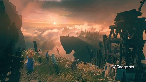 《碧蓝幻想》 PS4 游戏改为 Cygames 独自开发(碧蓝幻想格斗游戏 2020 年 2 月 6 日发售)