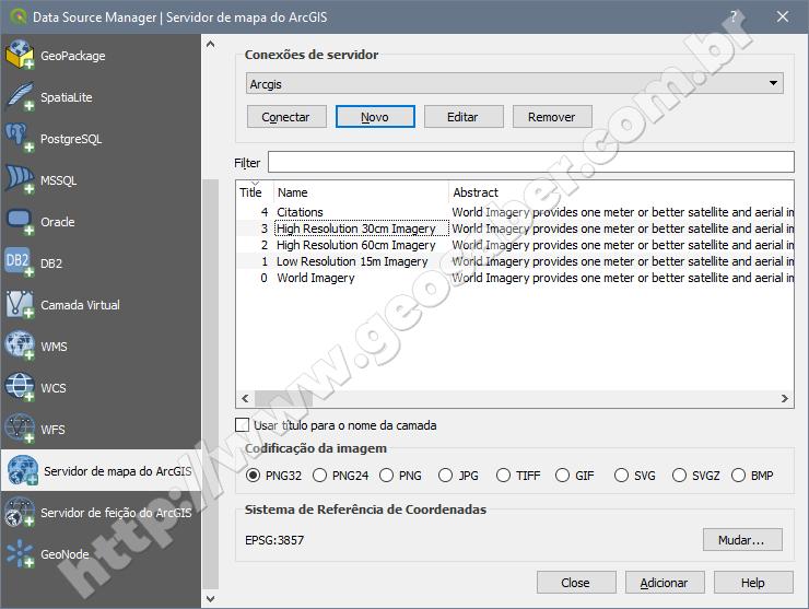 ArcGIS MapServer