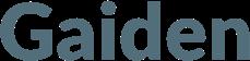 Gaiden Logo