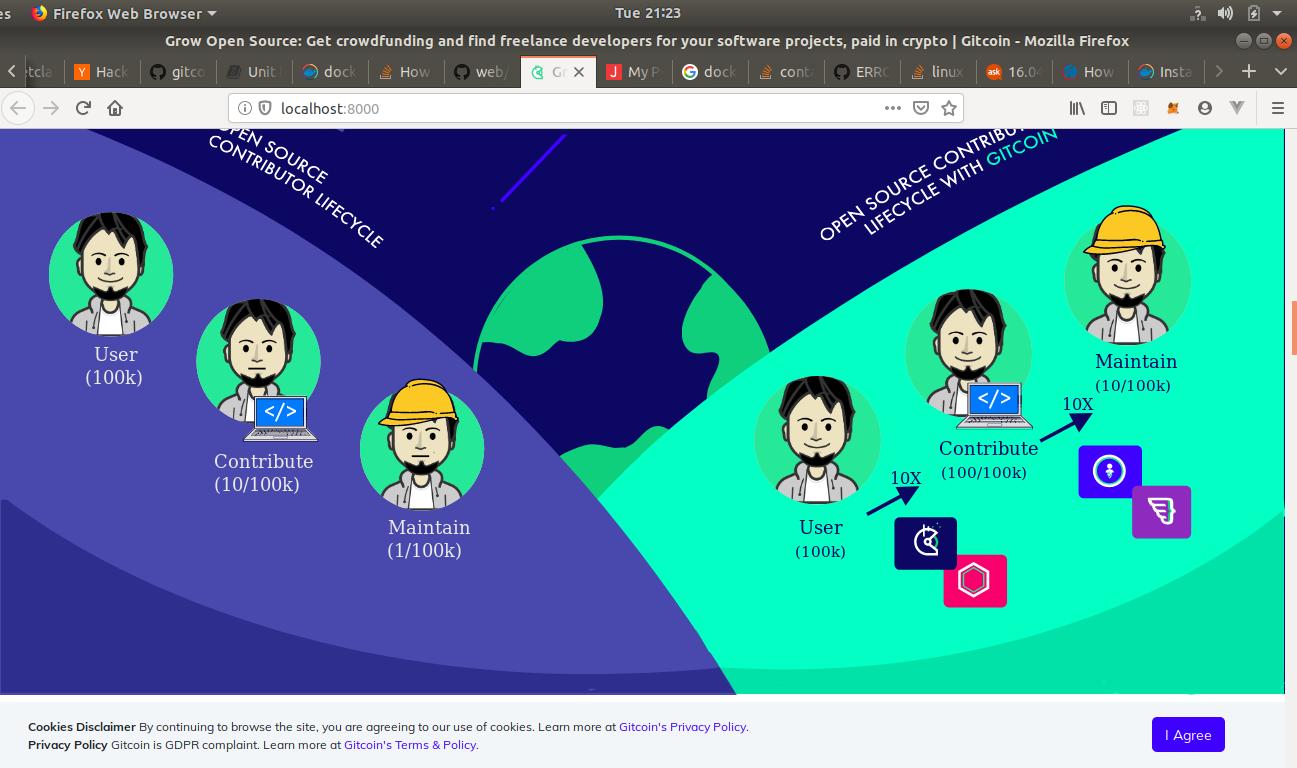Running Screenshot 1