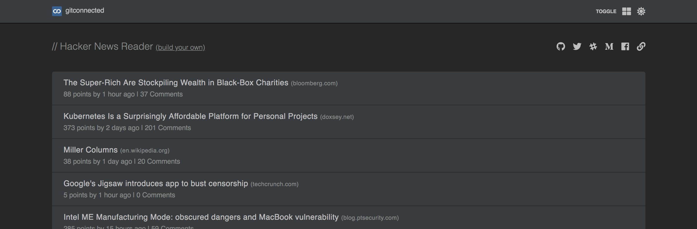Hacktoberfest Screenshot