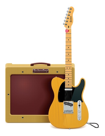 Electric Guitar Specifications