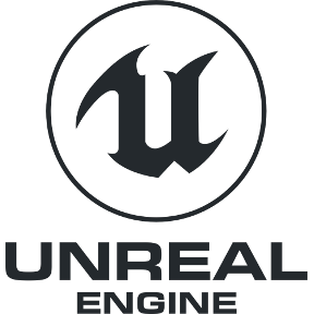 unreal-engine logo