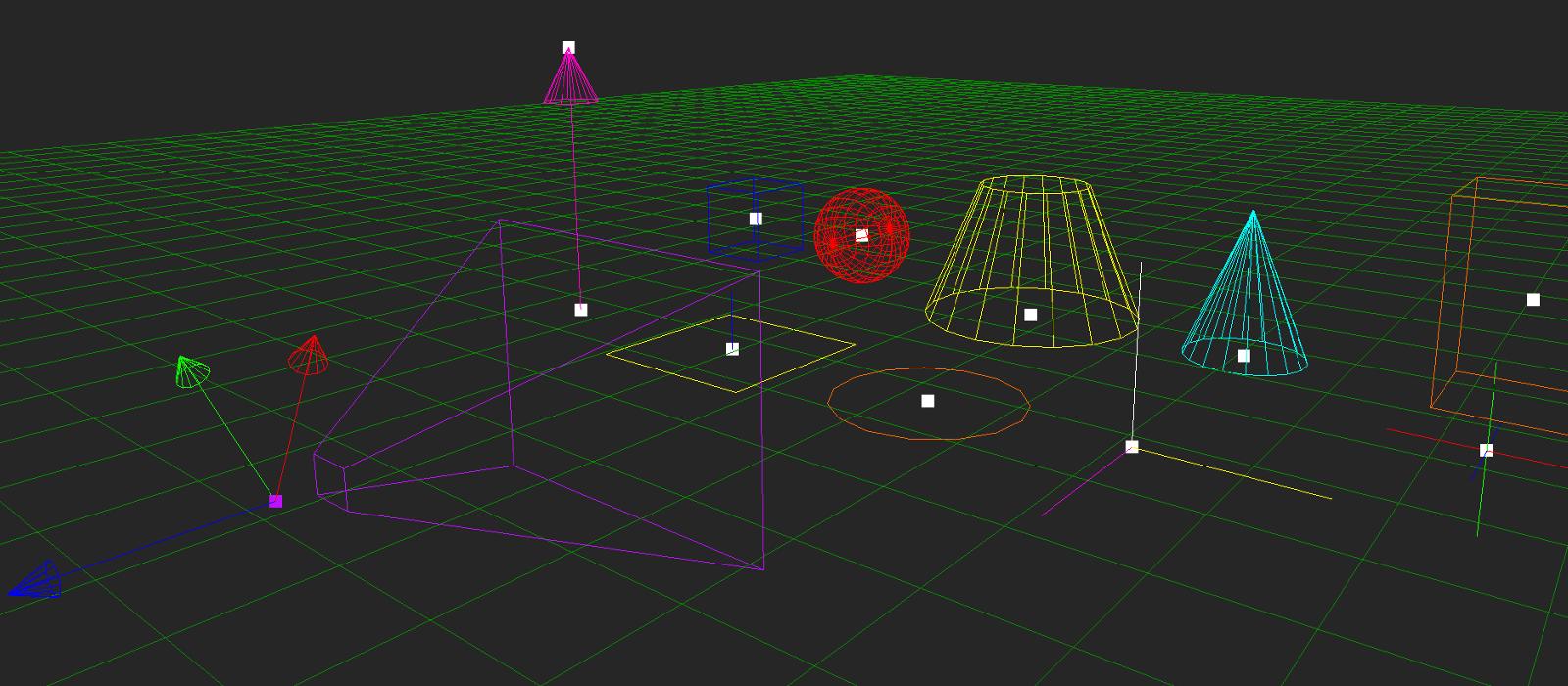 GitHub - glampert/debug-draw: Immediate-mode, renderer agnostic