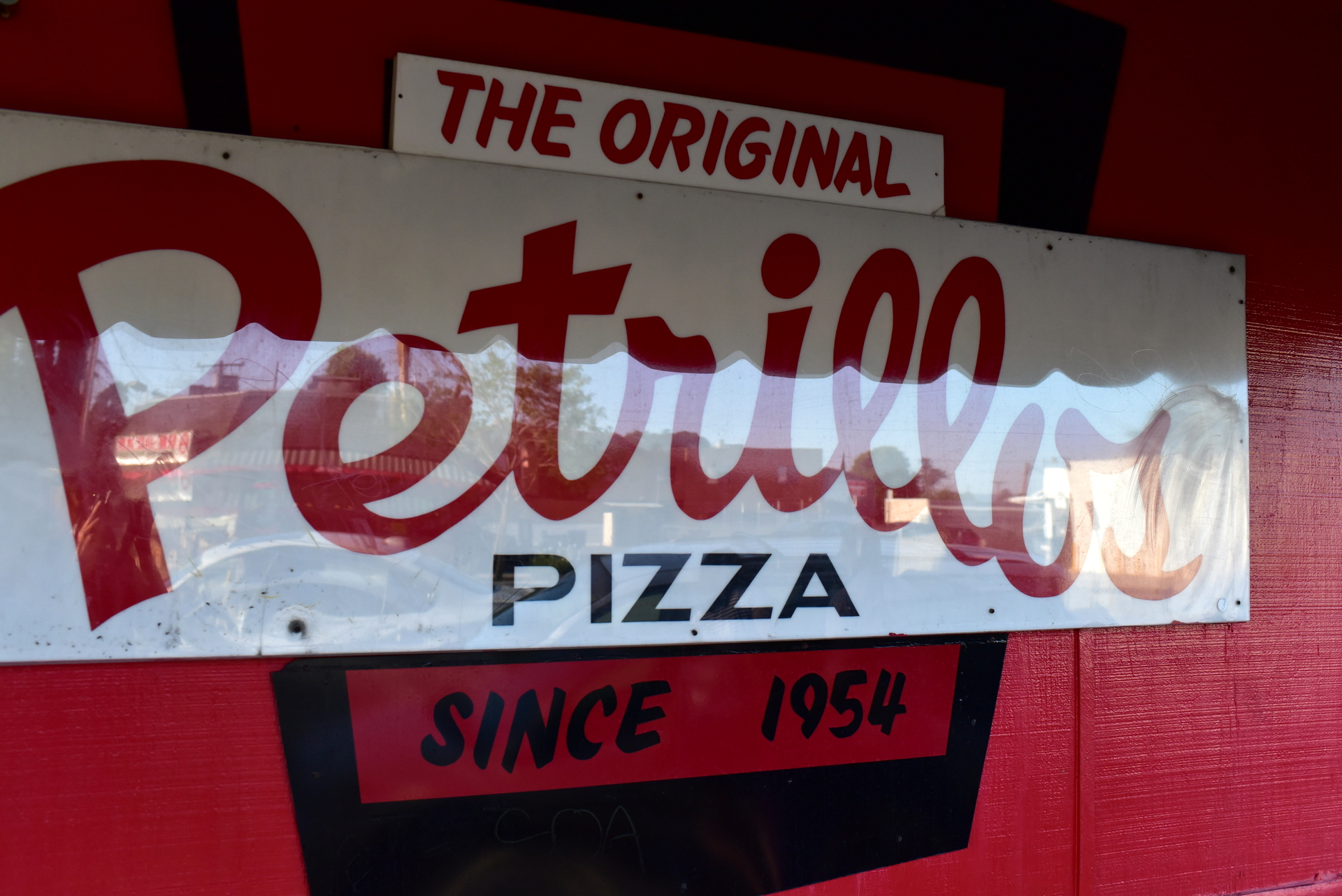 Petrillos Pizza on Valley Blvd