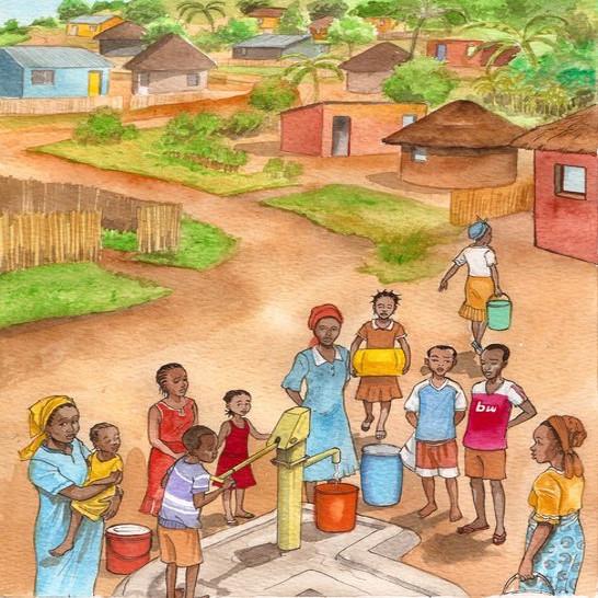 Bagong buhay - Global African Storybook