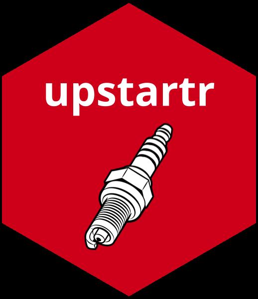 upstartr logo
