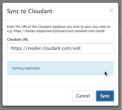 sync screenshot