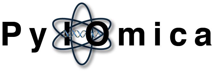 PyIOmica logo