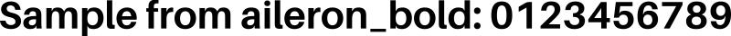 aileron_bold