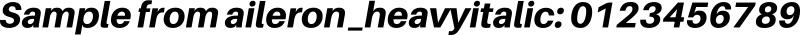 aileron_heavyitalic