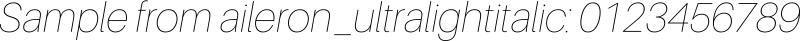 aileron_ultralightitalic