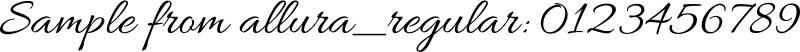 allura_regular