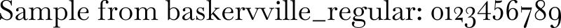 baskervville_regular