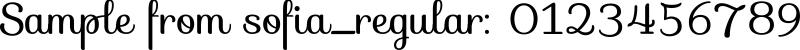 sofia_regular