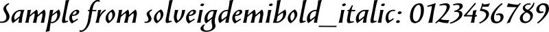 solveigdemibold_italic