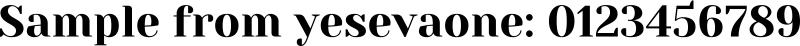 yesevaone
