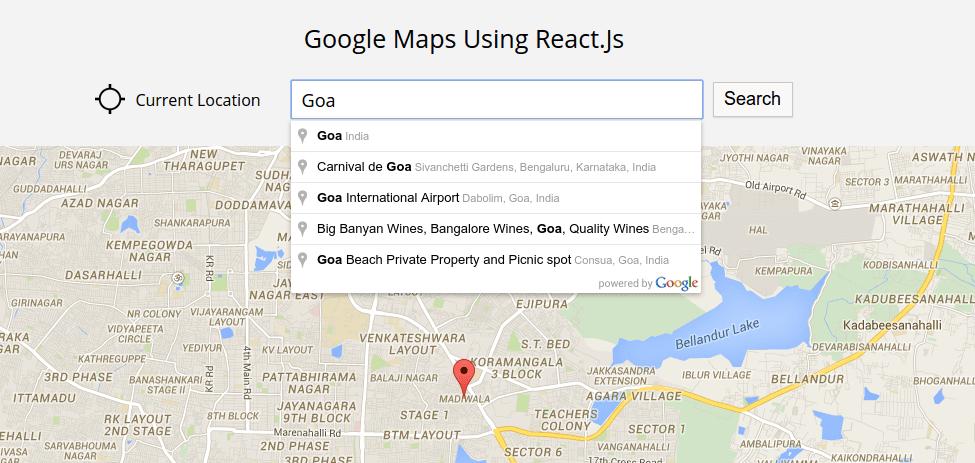 React-google-maps